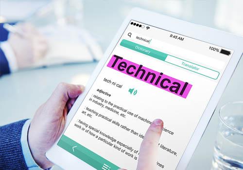 technical translation services in Dubai