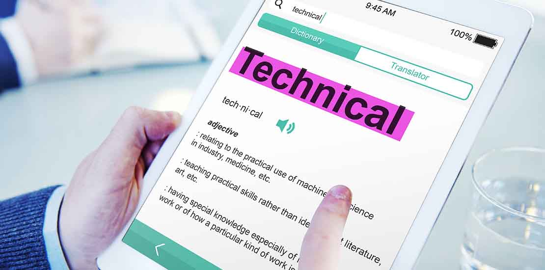 Technical Translation Services In Dubai